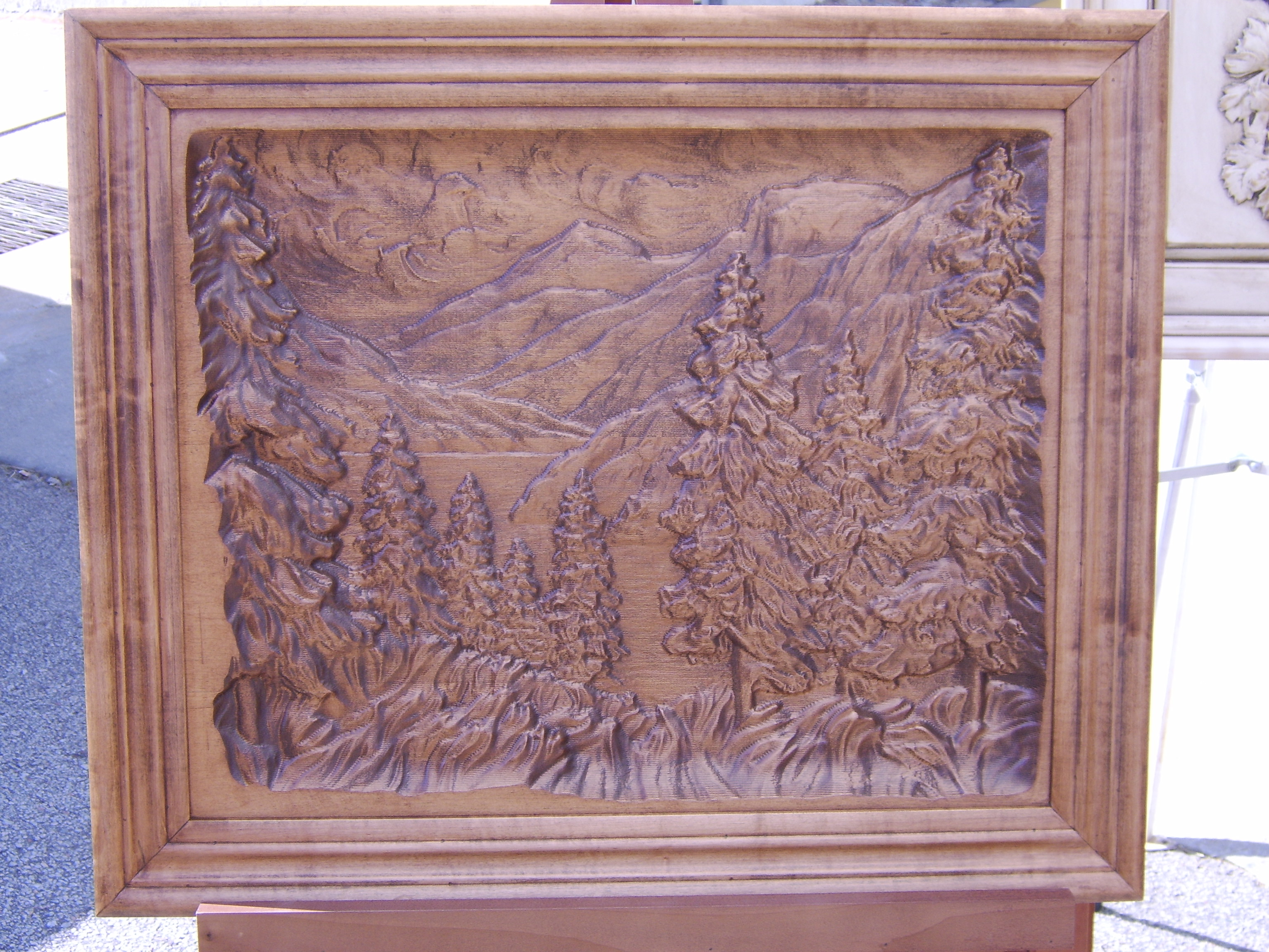 Mountain Scene Carving.JPG