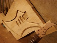 Other version with eagle headstock ..