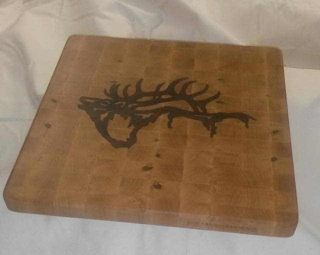 Finished Elk Cutting Block Vectric Forum.png