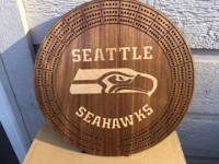 walnut seahawk crib board.JPG
