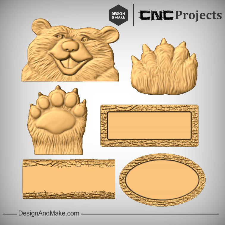 Waving Bear Project - All Models.jpg