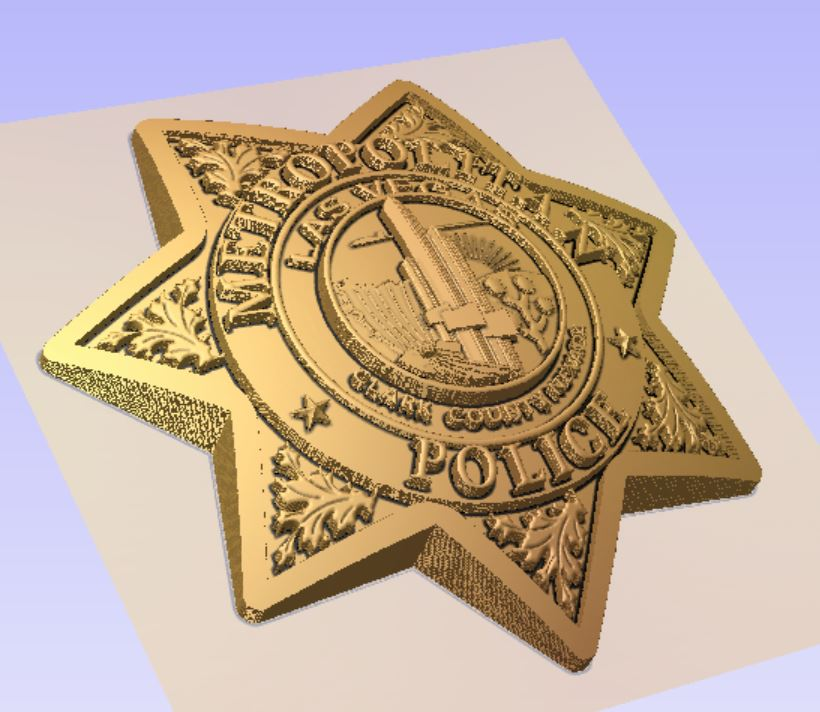 Las Vegas PD Badge 1b.JPG