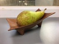 The Pear Chair - Wooden Bowl