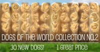 All the Dogs in the Collection!