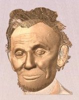 Lincoln Modeled to achieve V-bit 15-deg on Hair and Beard.JPG
