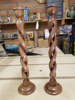 Candle Holders2 - Walnut.png