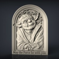 YODA FORCE BE WITH YOU.jpg